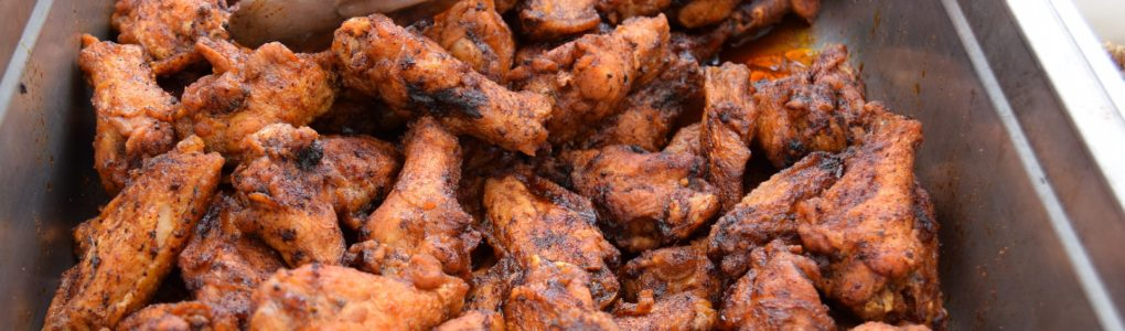 Cold Snap Chicken Wings
